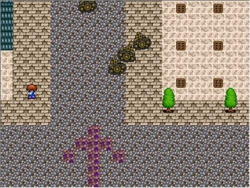 海と煙突と勇者の話 Game Screen Shot4