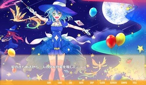 リトルウィッチ×コンチェルト! Game Screen Shot3