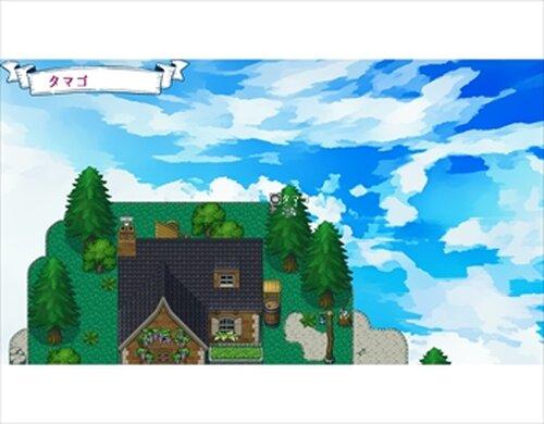カラスの空のオクリモノ Game Screen Shots