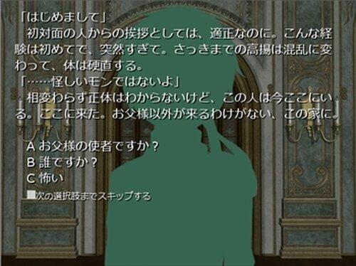 太陽の花の約束 篭城の隠者と異端勇者 Game Screen Shot4