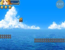 バニー ジャンプアクション! Game Screen Shot3