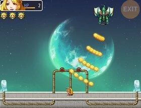 バニー ジャンプアクション! Game Screen Shot4