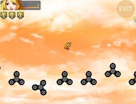 バニー ジャンプアクション! Game Screen Shot5