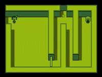 君に うのゲーム画面