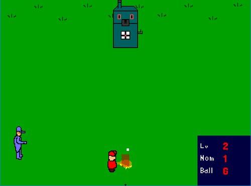バッター Game Screen Shot2