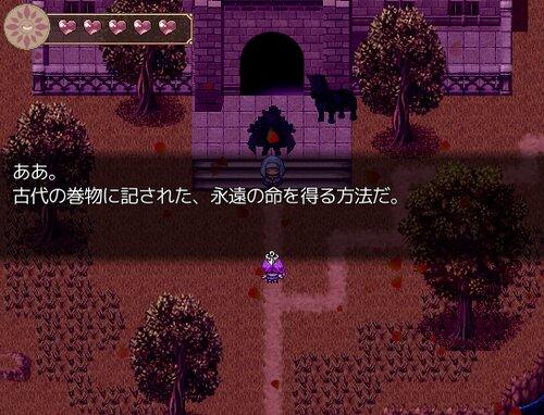 薔薇と悪魔騎士 Game Screen Shot3