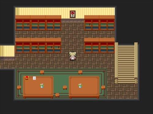 ロゼとバラのお屋敷 Game Screen Shot5
