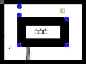 レースのゲーム Game Screen Shot3