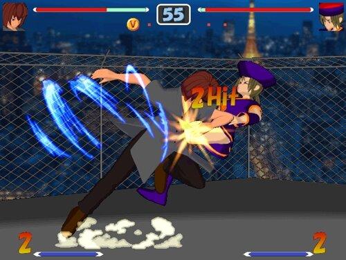 バトルコール2【体験版】 Game Screen Shot1