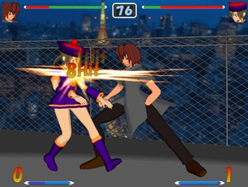 バトルコール2【体験版】 Game Screen Shot5