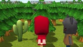 オオカミ VS あかずきん Game Screen Shot3