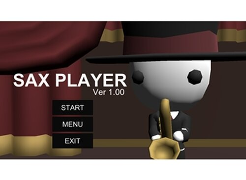 SAX PLAYER Game Screen Shots