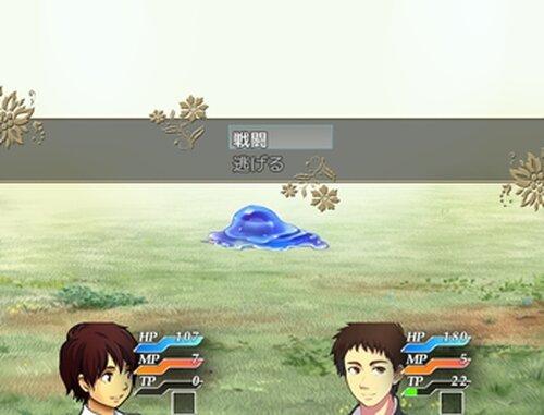 とある世界の物語り 『旧』 Game Screen Shot4