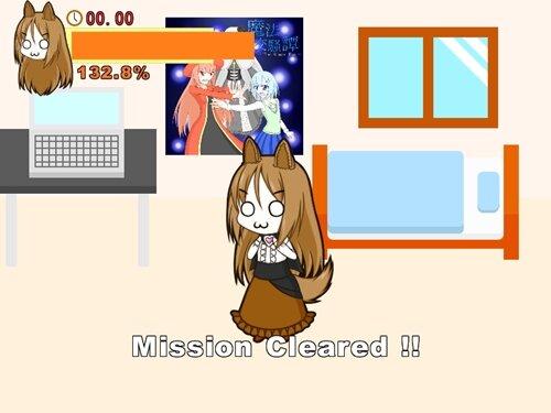 ウディれ!ジャッキーちゃん - Create a game ! - Game Screen Shot1