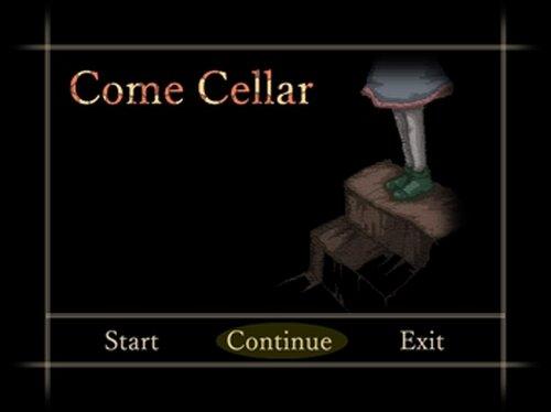 Come Cellar Game Screen Shots
