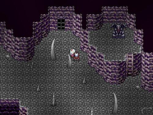 蜘蛛の意図 Game Screen Shot