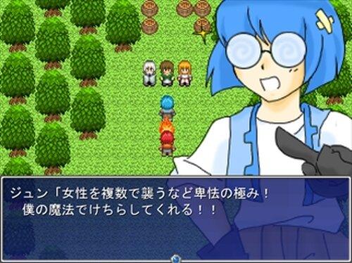 ファンタジックくそくらえ Game Screen Shot2