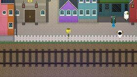 ギャロウズ横丁の羊たち Game Screen Shot5