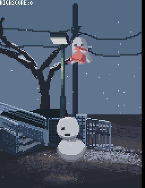 おばけ[ゆきだるま編] Game Screen Shot2