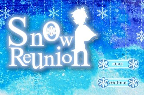 Snow Reunion Game Screen Shot1