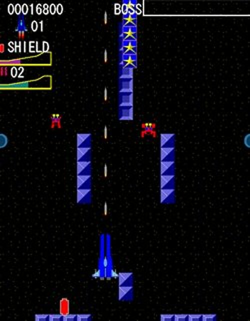 GigaStarFighter Game Screen Shots