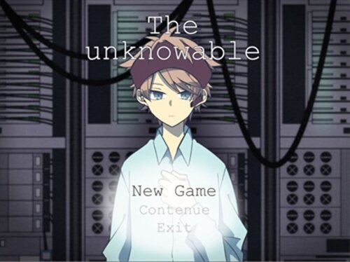 The unknowable Game Screen Shots