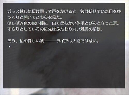 愛しのライア Game Screen Shot2