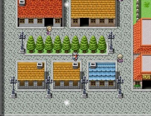 超大作RPG「黄昏の復讐者」 Game Screen Shot3