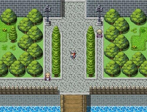 超大作RPG「黄昏の復讐者」 Game Screen Shot4