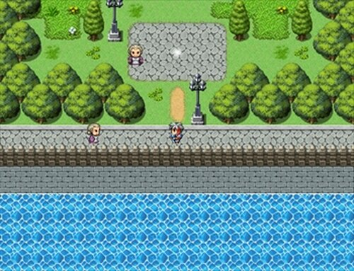 超大作RPG「黄昏の復讐者」 Game Screen Shot5