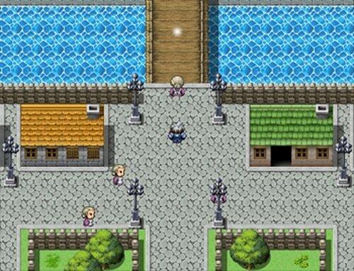 超大作RPG「黄昏の復讐者」 Game Screen Shots