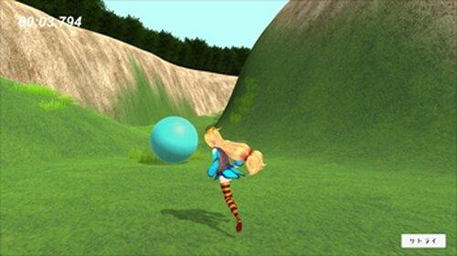 おおだまとばし Game Screen Shot2