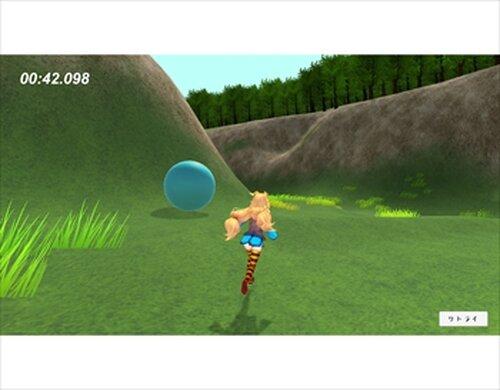 おおだまとばし Game Screen Shots