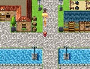 話しかけたら打ちあがるRPG Game Screen Shot