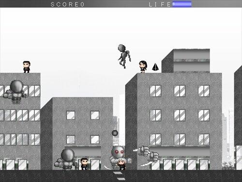 意識STAND UP Game Screen Shot1