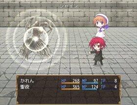 KAREN Eve Anthem Game Screen Shot2