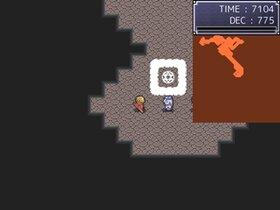 暗闇の中で・・・ Game Screen Shot5