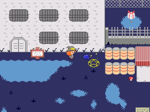 ハロウィン森のパンプキング Game Screen Shots