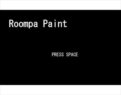 Roompa Paint Game Screen Shots