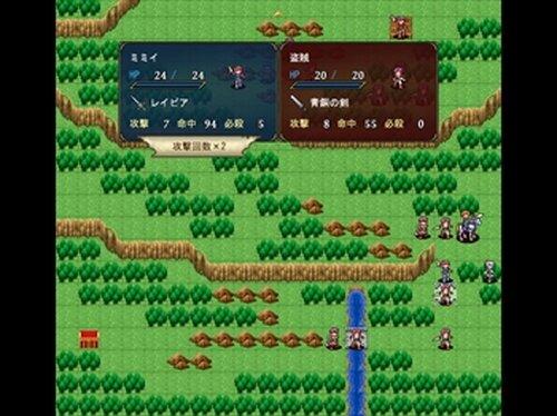 コーネリア戦記2 Game Screen Shot4