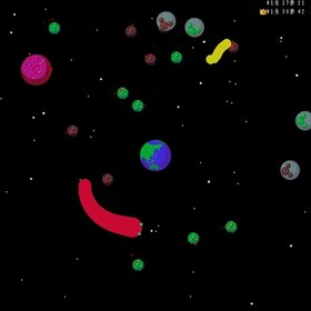 地球防衛ナメクジ Game Screen Shot5