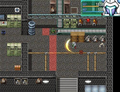 ストリップパンティーナイト Game Screen Shot3