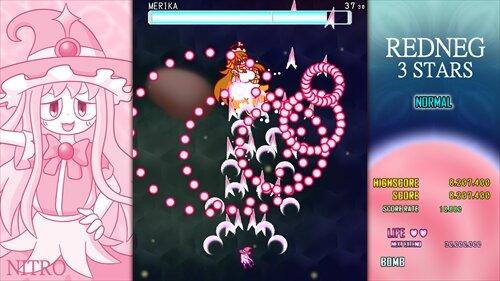 REDNEG 3STARS(レッドネグスリースターズ) Game Screen Shot1