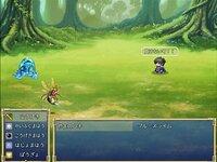 Rainbow tear'sのゲーム画面
