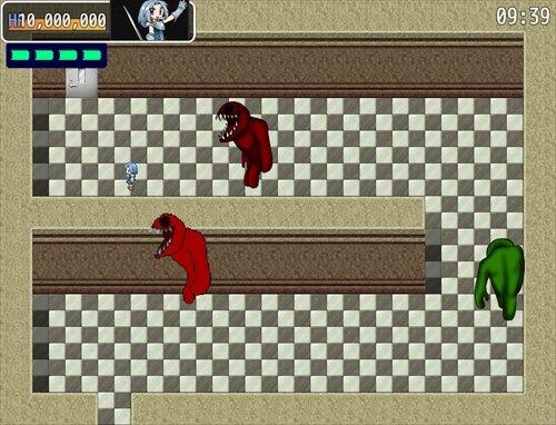 名前のないRPGげーむ1 MV RENOVATION Game Screen Shot1