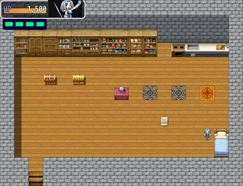名前のないRPGげーむ1 MV RENOVATION(ver1.03) Game Screen Shot2