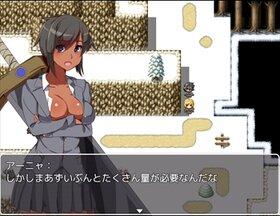 魔術学院の冒険 ローズとアーニャの錬金術 Game Screen Shot3