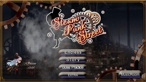 SteamPunkStreet Game Screen Shot2
