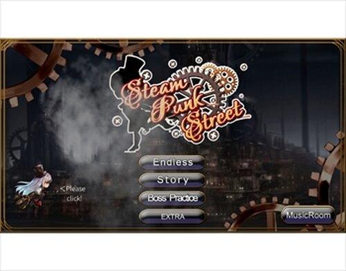 SteamPunkStreet Game Screen Shots