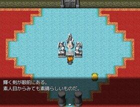 女神の聖剣 Game Screen Shot3